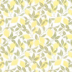 papel pintado Lemons amarillo PTW
