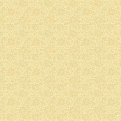 papel pintado con estampado clásico en color dorado