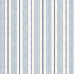 tela de rayas azul y blanco para cortinas de diseño