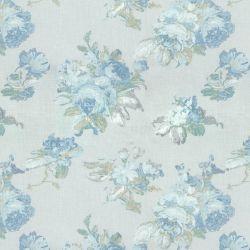 tela Violetta azul verdoso