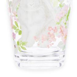 vaso acrílico estampado con conejito ideal para picnic