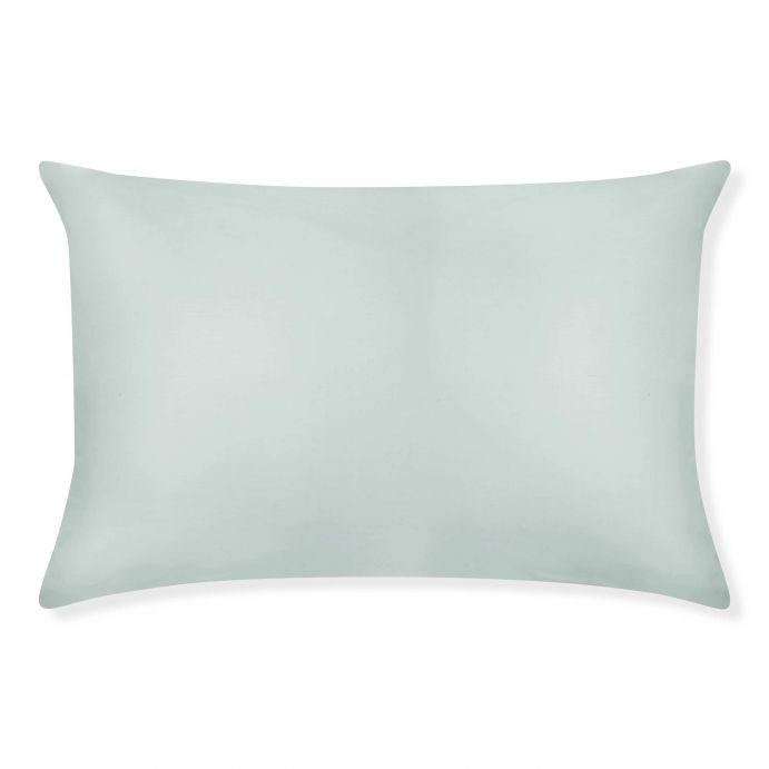 2 fundas de almohada azul verdoso 400 hilos