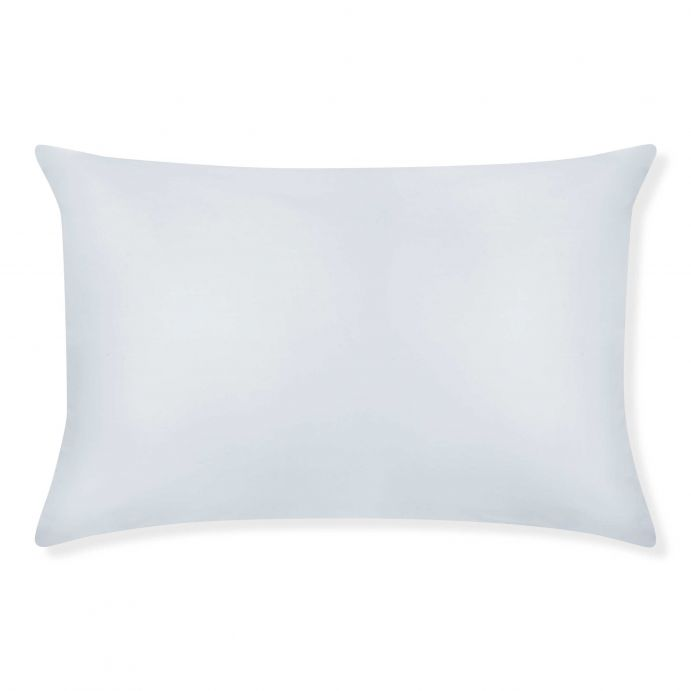2 fundas de almohada azul mar 200 hilos