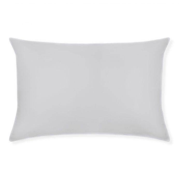 2 fundas de almohada gris claro 400  hilos