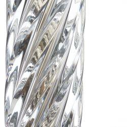 base de lámpara de suelo Louis cristal torneado