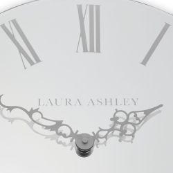 reloj de pared grande de esfera espejo de diseño
