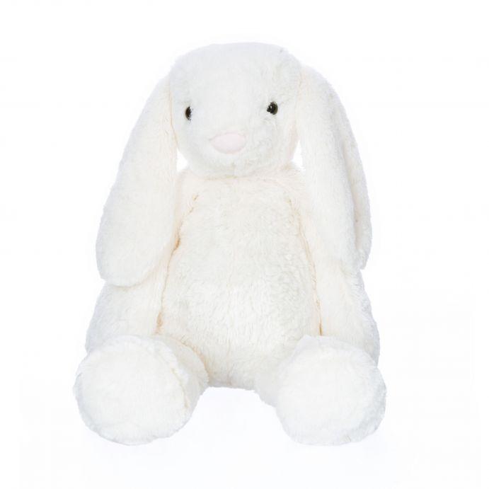 peluche Bunny crema grande