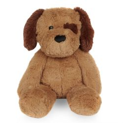 peluche Dog marrón