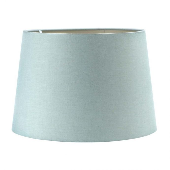 TARAS - pantalla azul verdoso perlada 30.5 cm