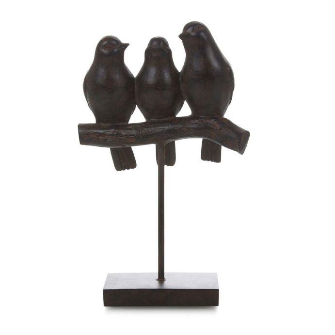 TARAS - decoración Birds on a branch
