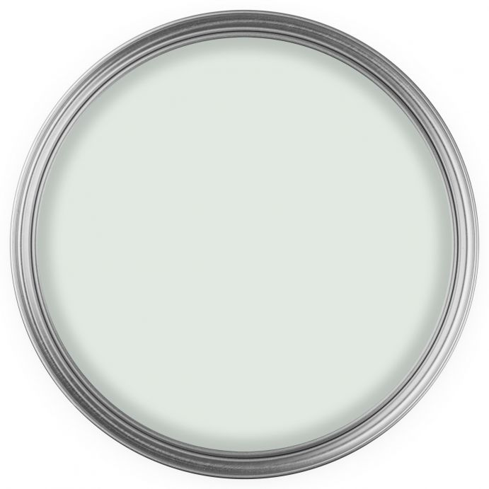 pintura azul verdoso pálido