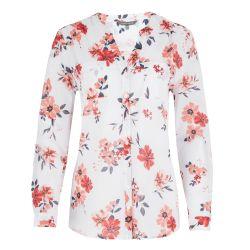 blusa de flores desert blossom
