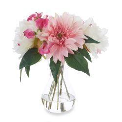 flores artificiales de diseño para regalar