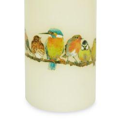vela LED Garden Birds