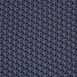 manta Parker azul mar oscuro grande 150x200
