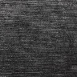 cabecero tapizado en terciopelo color gris oscuro negro en capitoné abotonado diseño diamante