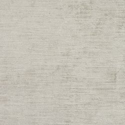 cabecero tapizado en terciopelo color gris claro en capitoné abotonado diseño diamante