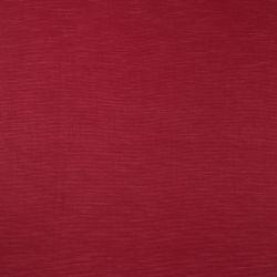 cabecero tapizado en tejido dobby liso color rojo arándano en capitoné abotonado diseño diamante
