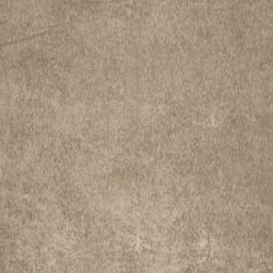 cabecero tapizado en tejido de terciopelo color arena en capitoné abotonado diseño diamante