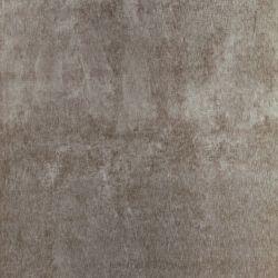 cabecero tapizado en tejido de terciopelo color plata en capitoné abotonado diseño diamante