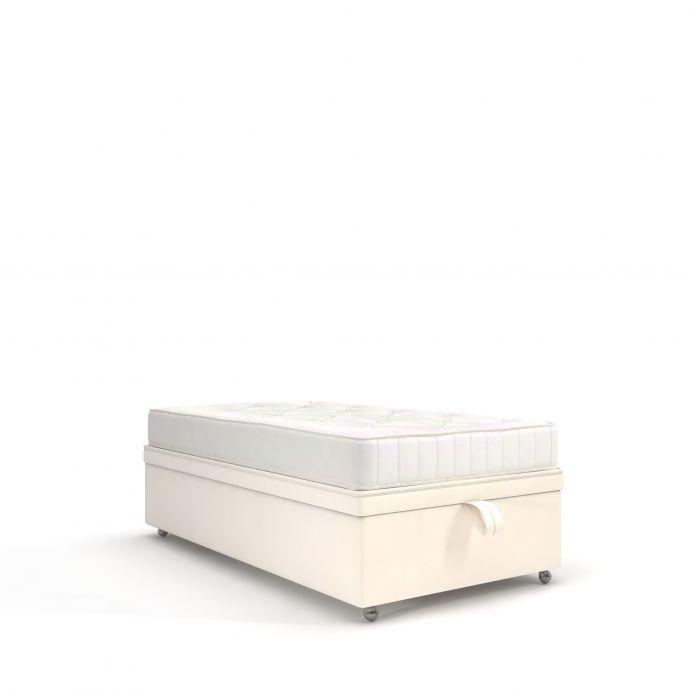canapé abatible blanco