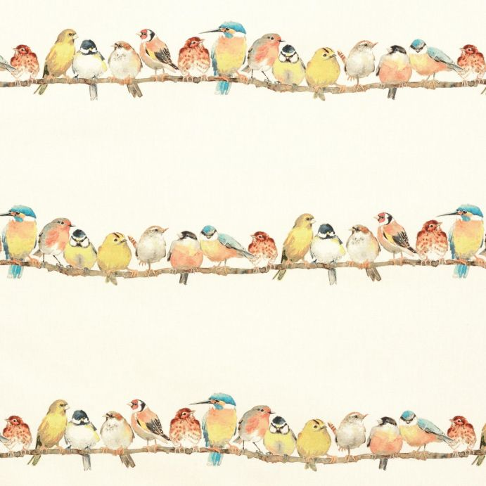 tela Garden Birds multi