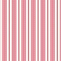 tela para cortinas y estores de diseño de rayas rojas y blancas