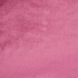 cojín cuadrado de terciopelo rosa
