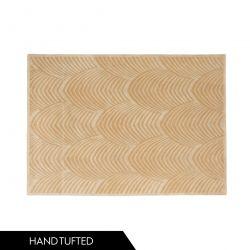 alfombra Rene oro viejo 140x200