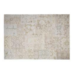 alfombra Laurent gris claro 140x200