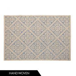 alfombra Austell azul mar pálido 140x200