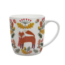 taza Woodland Fox