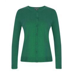 Chaqueta color verde esmeralda