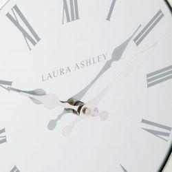 Reloj de pared con espejo y cristal