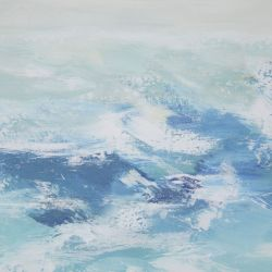 Lienzo marino 50x50cm