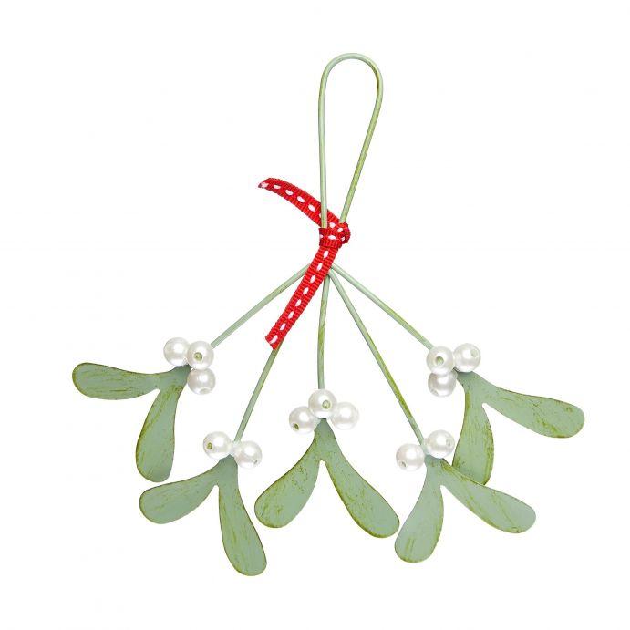 decoración Mistletoe Navidad
