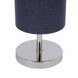 lámpara de mesa Dover Editions azul noche