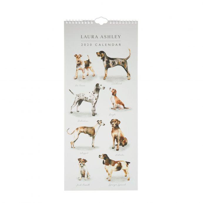 Calendario 2020 Dogs