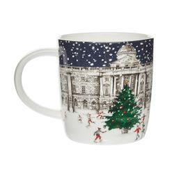 taza London Christmas
