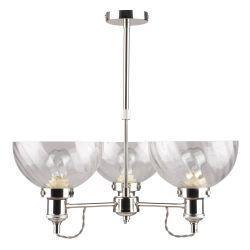 Lámpara colgante arnos 3 luces