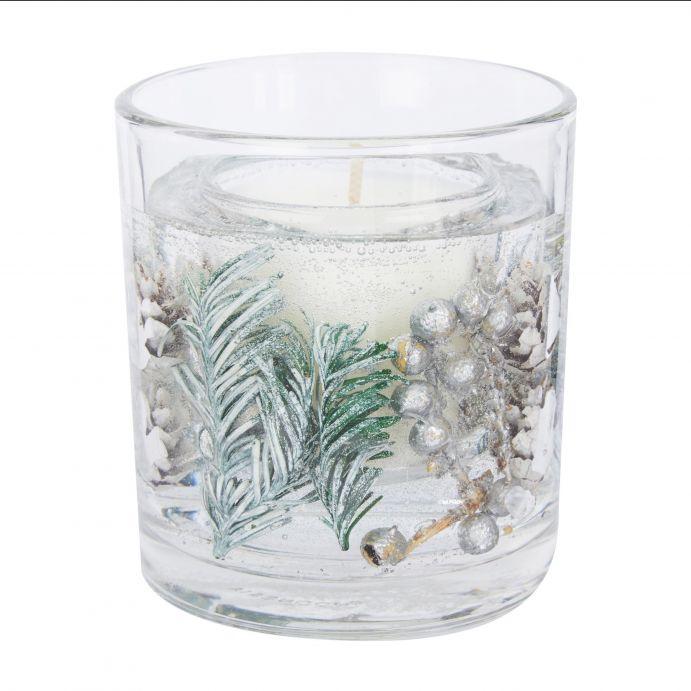 Vela de gel perfumada Christmas