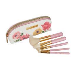neceser estampado con flores de diseño - ideas para regalar