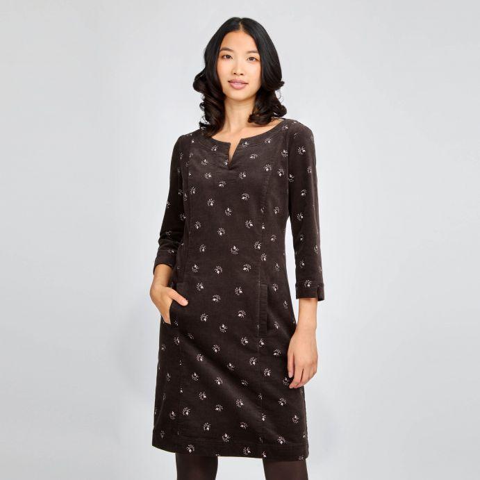 Vestido estampado Moca