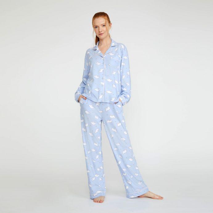 Pijama oso polar