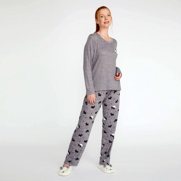 Pijama Scottie Dog