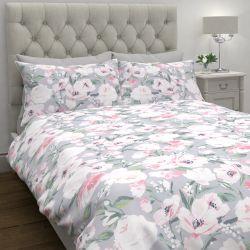 conjunto de cama Lottie gris