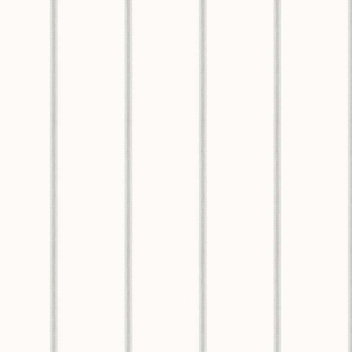 papel pintado Saltram Stripe salvia PTW