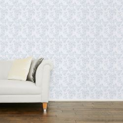 papel pintado Maidenhair azul mar PTW