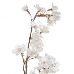 Rama flor de cerezo artificial - 127 cm