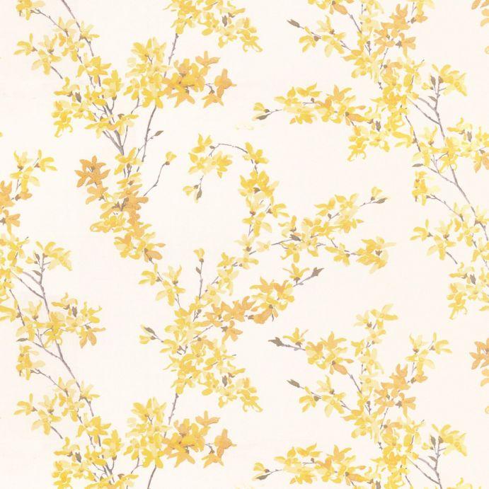 Tela Forsythia amarillo